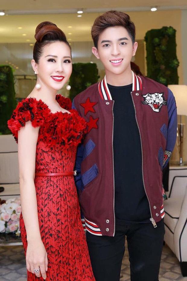 Hoa hậu Thu Hoài bất ngờ viết tâm thư nói về cậu con trai ...
