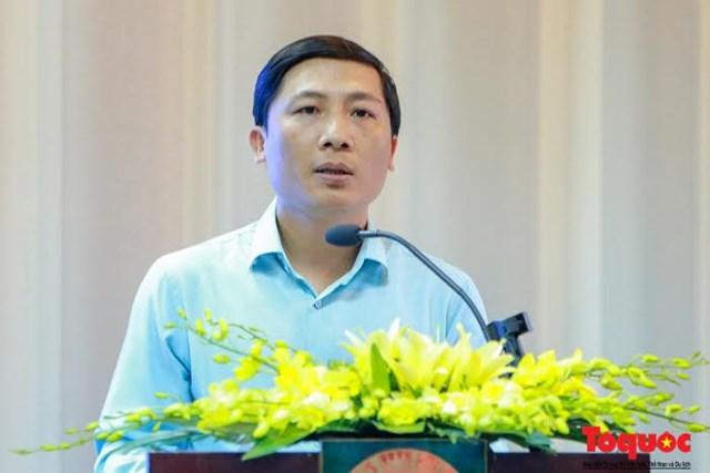 Chân dung tân Giám đốc sở Thông tin và Truyền thông Hà Nội vừa được bổ nhiệm - ảnh 1
