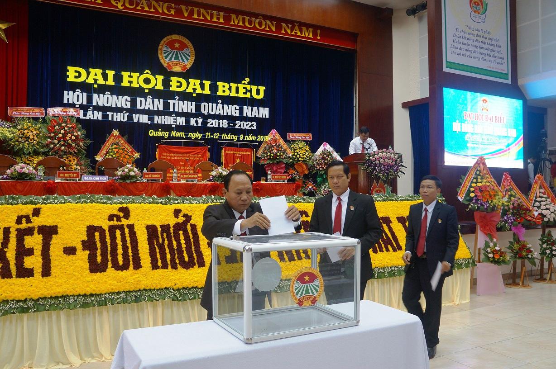 Chủ tịch Hội Nông dân tỉnh Quảng Nam được điều động làm Bí thư huyện ủy Phú Ninh - ảnh 1