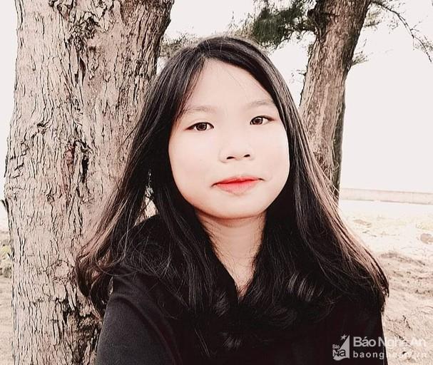 """Ông nội trình báo cháu gái 14 tuổi """"mất tích"""" hơn 1 tuần ở Nghệ An - ảnh 1"""