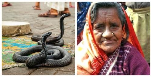 """Cụ bà từ """"cõi chết"""" trở về sau 40 năm bị rắn cắn, thả trôi sông - ảnh 1"""