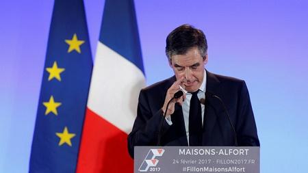 """Chính thức điều tra cựu thủ tướng Pháp vụ tuyển dụng """"khống"""" vợ con - ảnh 1"""