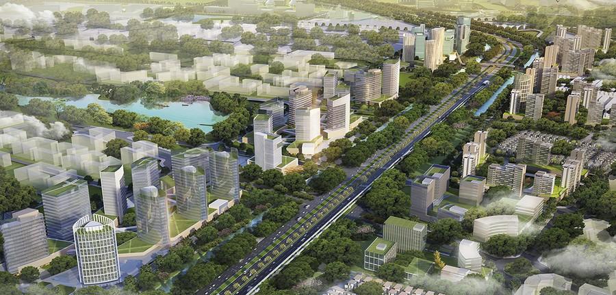 Hà Nội: Quy hoạch Đông Anh trở thành nội đô  - ảnh 1