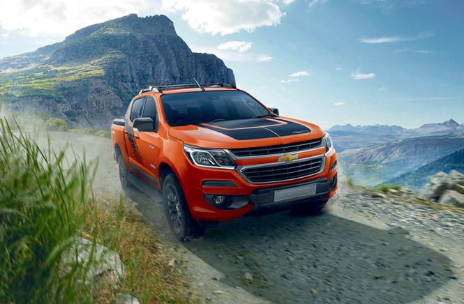 """Bảng giá xe Chevrolet mới nhất tháng 1/2019: """"Tân binh"""" Colorado Storm giá niêm yết 819 triệu đồng - ảnh 1"""