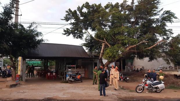 Truy tìm thanh niên nổ súng bắn người tại quán cà phê ở Đắk Lắk - ảnh 1