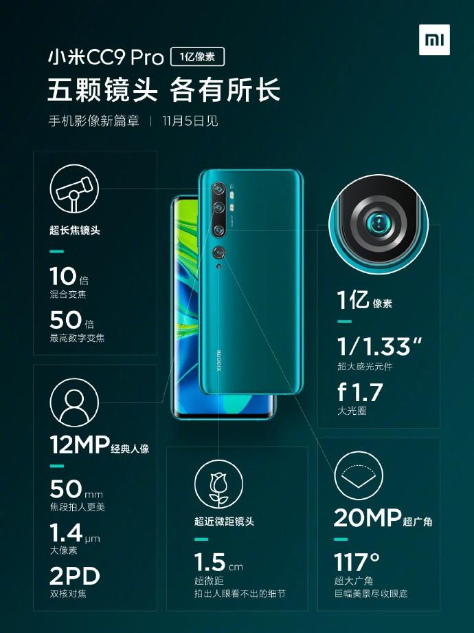 Tin tức công nghệ mới nóng nhất trong hôm nay 30/10/2019: Xiaomi chính thức xác nhận sự tồn tại của Mi Note 10 - ảnh 1