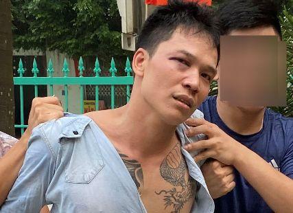 Bắt đối tượng vừa ra tù đã tổ chức bảo kê, cưỡng đoạt tài sản doanh nghiệp ở Thanh Hóa - ảnh 1