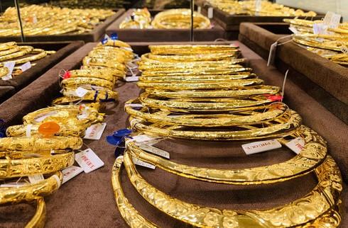 Giá vàng hôm nay 5/12/2019: Vàng SJC bán ra ở mức 41,4 triệu đồng/lượng - ảnh 1