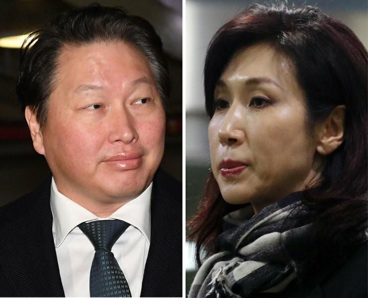 """Vợ tài phiệt Hàn Quốc đòi chia tài sản 1,2 tỷ USD khi ly hôn để chồng tự do """"tìm kiếm hạnh phúc"""" - ảnh 1"""