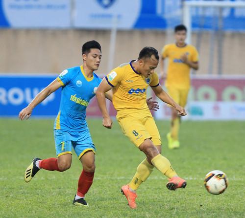 CLB Viettel không được sử dụng Trọng Hoàng ở lượt đi mùa giải 2019 - ảnh 1