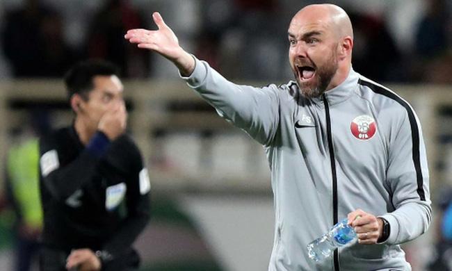 Sau khi giành ngôi vương tại Asian Cup 2019, Qatar tính chuyện sa thải HLV Felix Sanchez  - ảnh 1