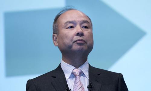 Đầu tư Bitcoin, ông chủ SoftBank lỗ 130 triệu USD - Ảnh 1