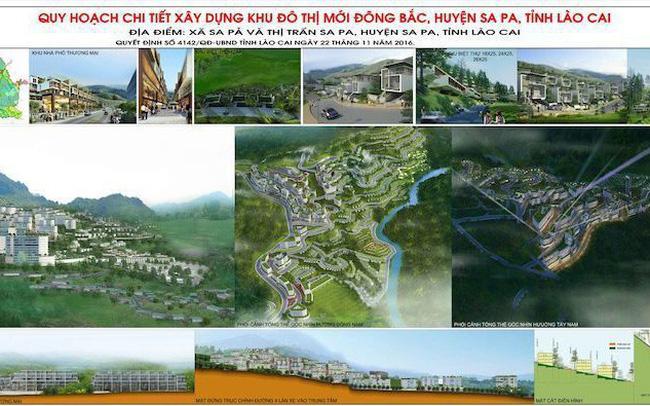 """Lộ diện """"ông chủ"""" siêu dự án khu đô thị 9.000 tỷ đồng tại Sa Pa - ảnh 1"""