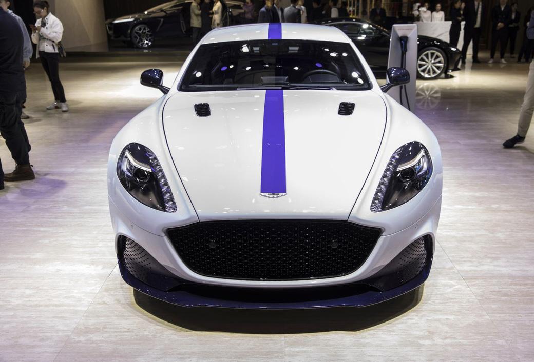 """Aston Martin ra mắt """"quái xế"""" chạy điện tăng tốc từ 0 lên 96,6 km/h trong 4 giây - Ảnh 2"""