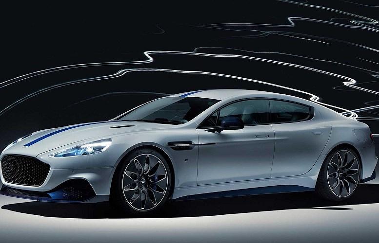 """Aston Martin ra mắt """"quái xế"""" chạy điện tăng tốc từ 0 lên 96,6 km/h trong 4 giây - Ảnh 1"""
