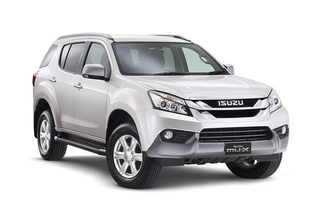 Bảng giá xe Isuzu mới nhất tháng 2/2020: Isuzu mu-X Limited 2019 giá chỉ 990 triệu đồng - ảnh 1