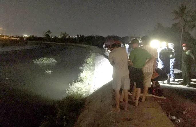 TP.HCM: Hai học sinh chết đuối thương tâm khi đi câu cá - ảnh 1