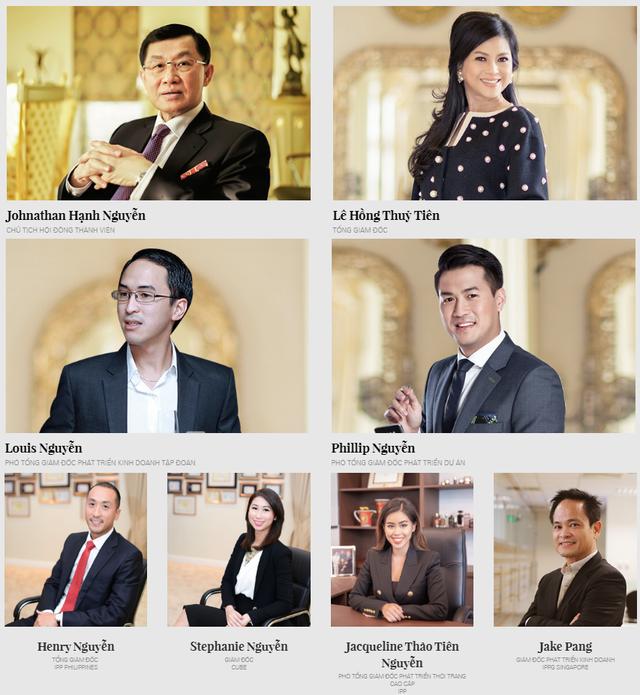 """8 người con xinh đẹp, tài năng của """"vua hàng hiệu"""" Johnathan Hạnh Nguyễn - ảnh 1"""