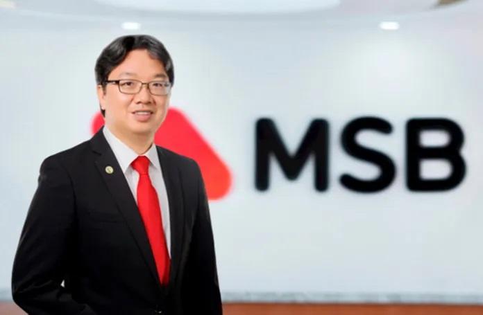 Chân dung tân Tổng giám đốc Ngân hàng Hàng Hải Việt Nam vừa được bổ nhiệm - ảnh 1