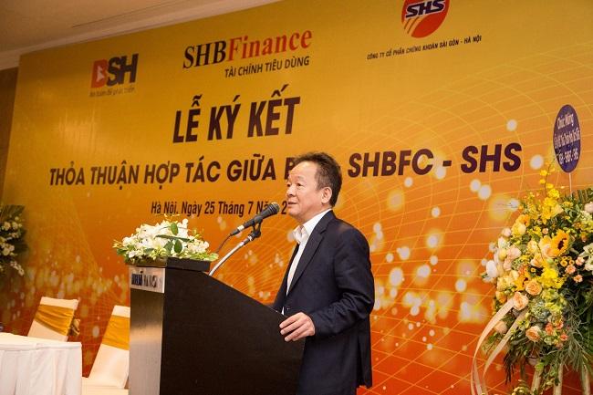 SHB đề xuất bán vốn SHB Finance cho đối tác ngoại - ảnh 1
