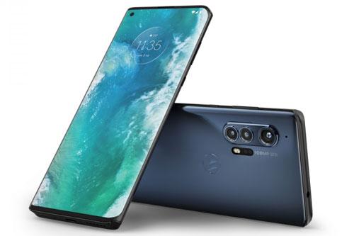 """Motorola quay trở lại cuộc đua smartphone, trình làng siêu phẩm Edge Plus giá hơn 23 triệu, pin cực """"trâu"""" - ảnh 1"""