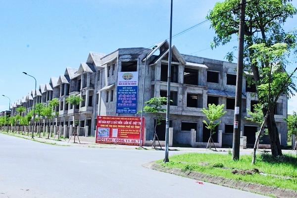 Thanh tra toàn diện khu đô thị ở Hà Tĩnh hơn 8 năm vẫn chưa xong - ảnh 1