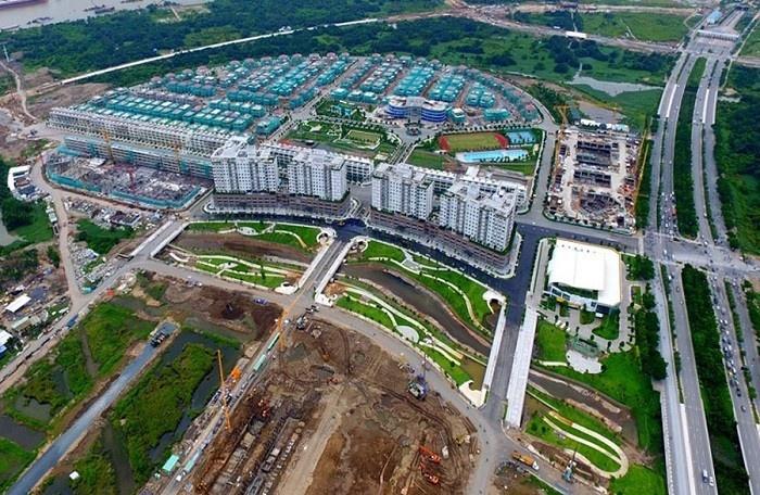 TP.HCM đấu giá 4 lô đất trong Khu đô thị mới Thủ Thiêm - ảnh 1