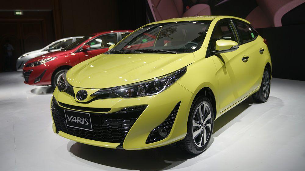 Bảng giá xe Toyota mới nhất tháng 5/2020: Toyota Vios rẻ nhất chỉ từ 450 triệu đồng - ảnh 1