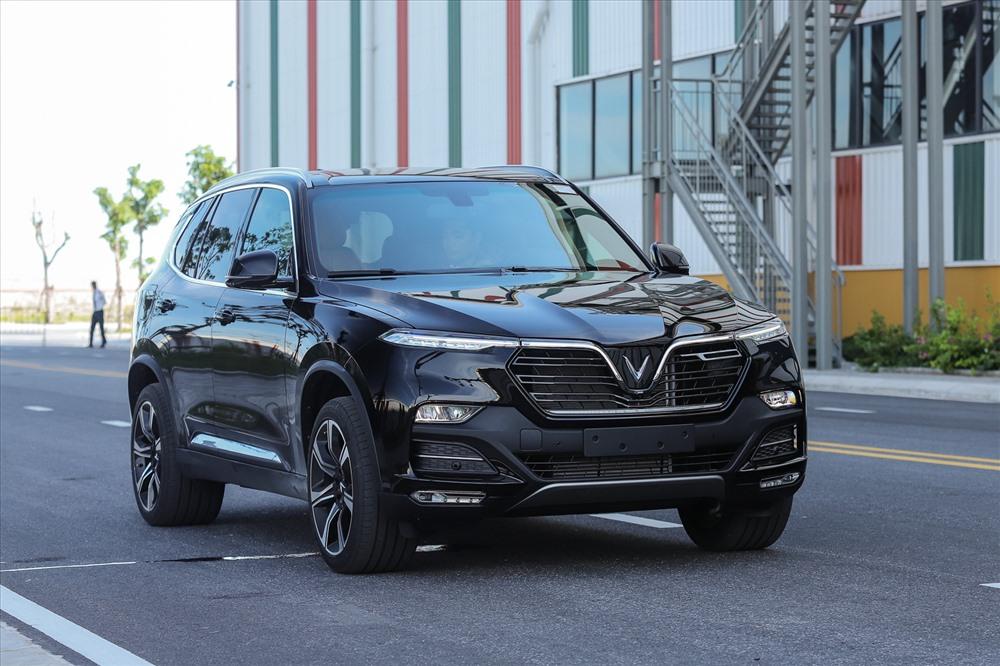Bảng giá xe VinFast mới nhất tháng 5/2020: VinFast Fadil phiên bản nâng cao vẫn 449 triệu đồng - ảnh 1