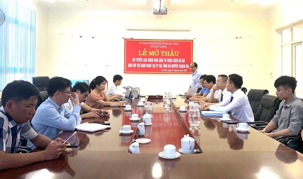 Dự án Khu đô thị Hàm Nghi 1 tỷ USD tại Hà Tĩnh sắp có chủ - ảnh 1