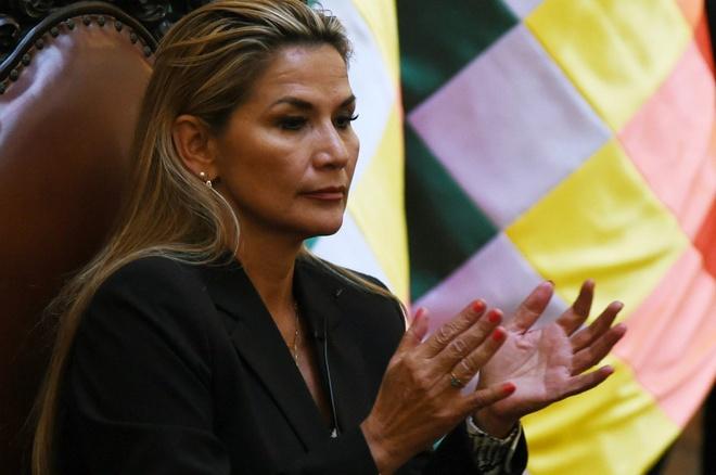 Nữ Tổng thống Bolivia nhiễm Covid-19 - ảnh 1