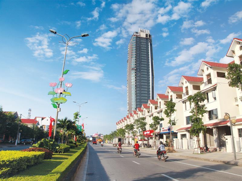 Khu dân cư đô thị 800 tỷ đồng tại Hà Tĩnh đã có chủ - ảnh 1
