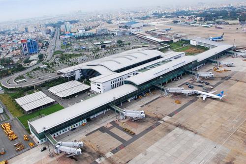 Nhà ga T3 sân bay Tân Sơn Nhất dự kiến được khởi công trong quý III/2021 - ảnh 1