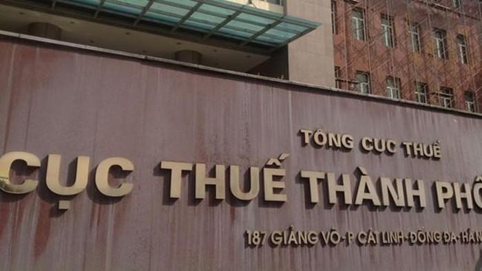 Cục Thuế Hà Nội và TP.HCM đề xuất bổ sung lãnh đạo - ảnh 1