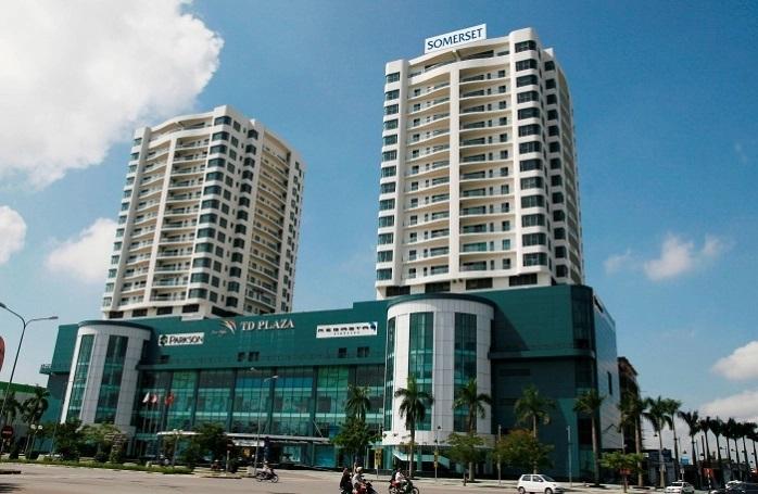 """""""Đại gia"""" nào vừa chi tận 10 triệu USD mua đứt trung tâm thương mại Parkson TD Plaza ở Hải Phòng? - ảnh 1"""
