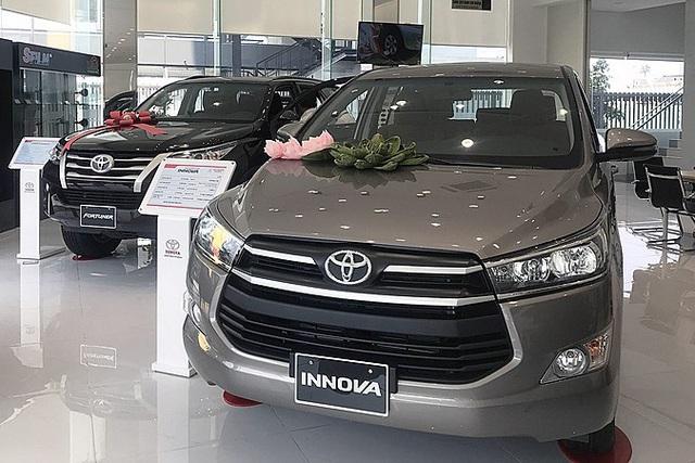 Triệu hồi khẩn cấp hơn 700 xe Toyota Innova và Fortuner lắp ráp tại Việt Nam - ảnh 1