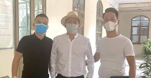 Ca sĩ Duy Mạnh bị phạt 7,5 triệu đồng do