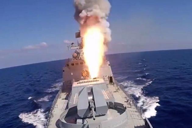 """Hải quân Nga bất ngờ tuyên bố thử nghiệm """"siêu vũ khí"""" tại Bắc Cực  - ảnh 1"""