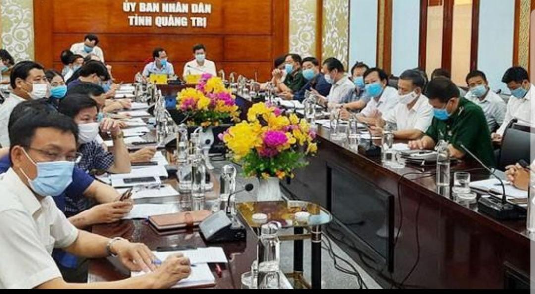 Quảng Trị: Phong tỏa nhiều khu vực liên quan đến bệnh nhân 749 và 750 - ảnh 1