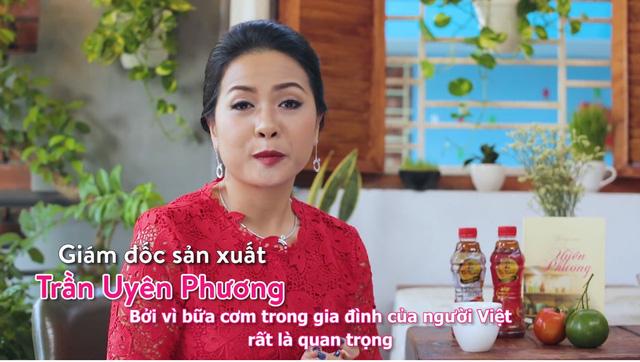 """""""Bữa ăn là nơi chúng ta kết nối và chia sẻ hạnh phúc gia đình"""" - ảnh 1"""