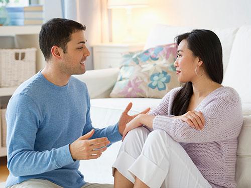 Kết quả hình ảnh cho tâm sự với vợ