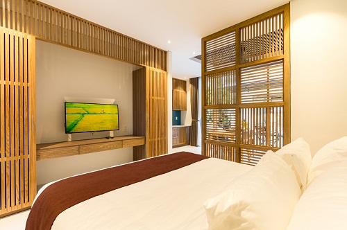 Tâm – Sự kết hợp giữa mô hình khách sạn và villa bên bãi biển quyến rũ  3