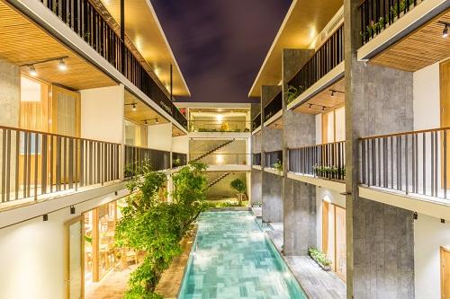 Tâm – Sự kết hợp giữa mô hình khách sạn và villa bên bãi biển quyến rũ  1