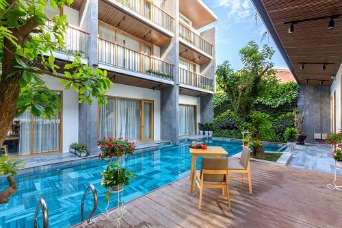 Tâm – Sự kết hợp giữa mô hình khách sạn và villa bên bãi biển quyến rũ  2