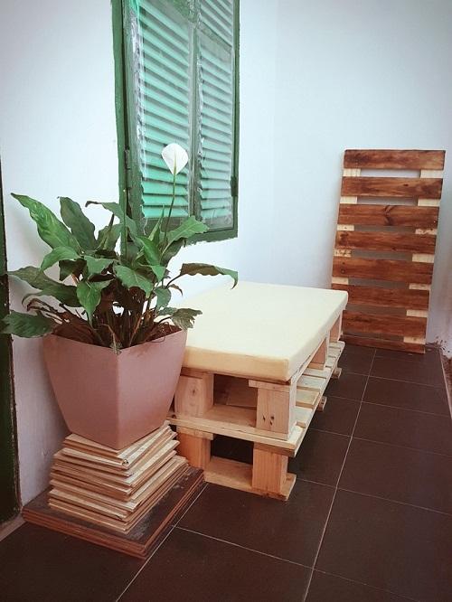 Cảm nhận không khí miền nhiệt đới trong căn hộ Tiwala 4
