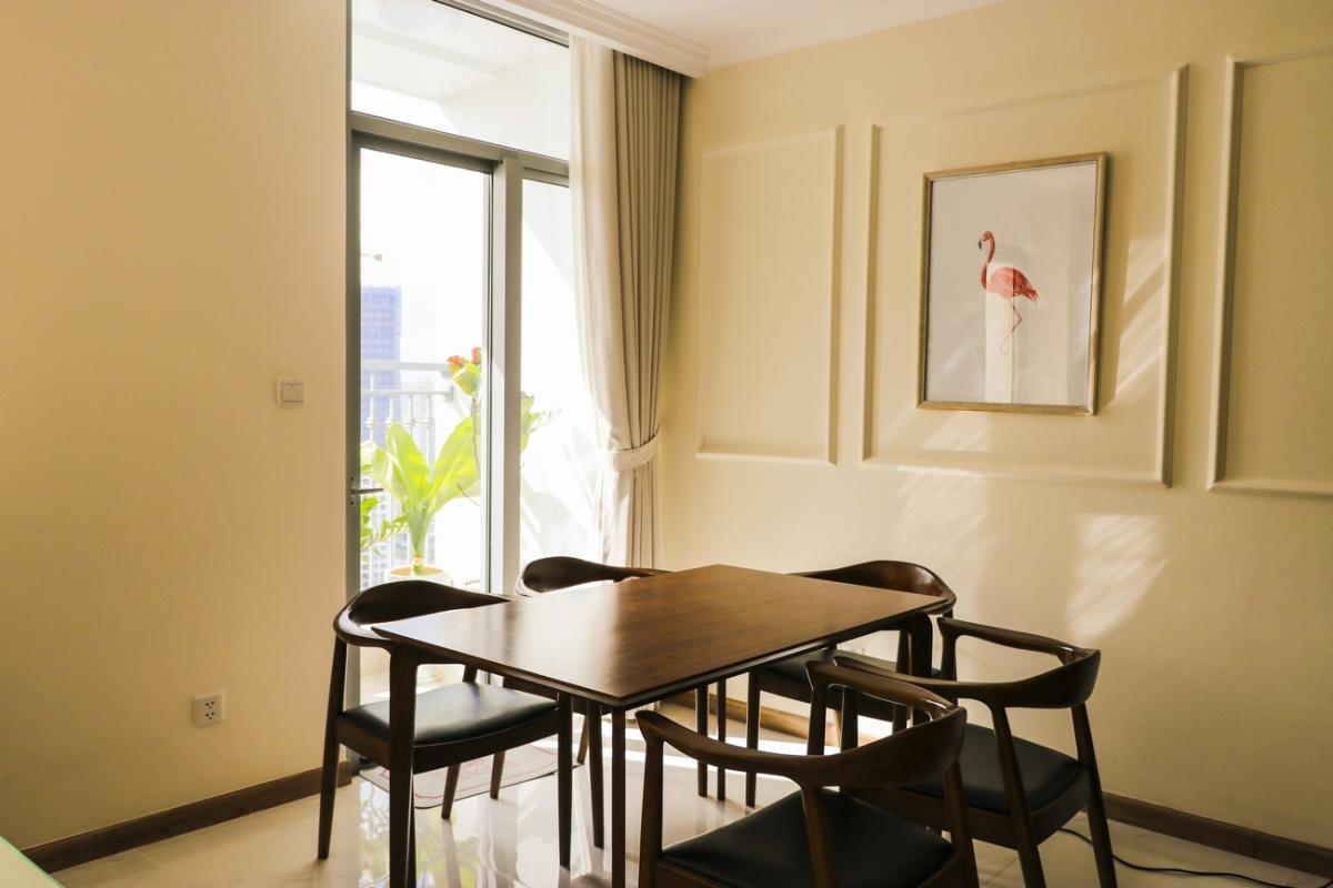 Tận hưởng cuộc sống đẳng cấp trong căn hộ châu Âu giữa lòng Sài Gòn 5