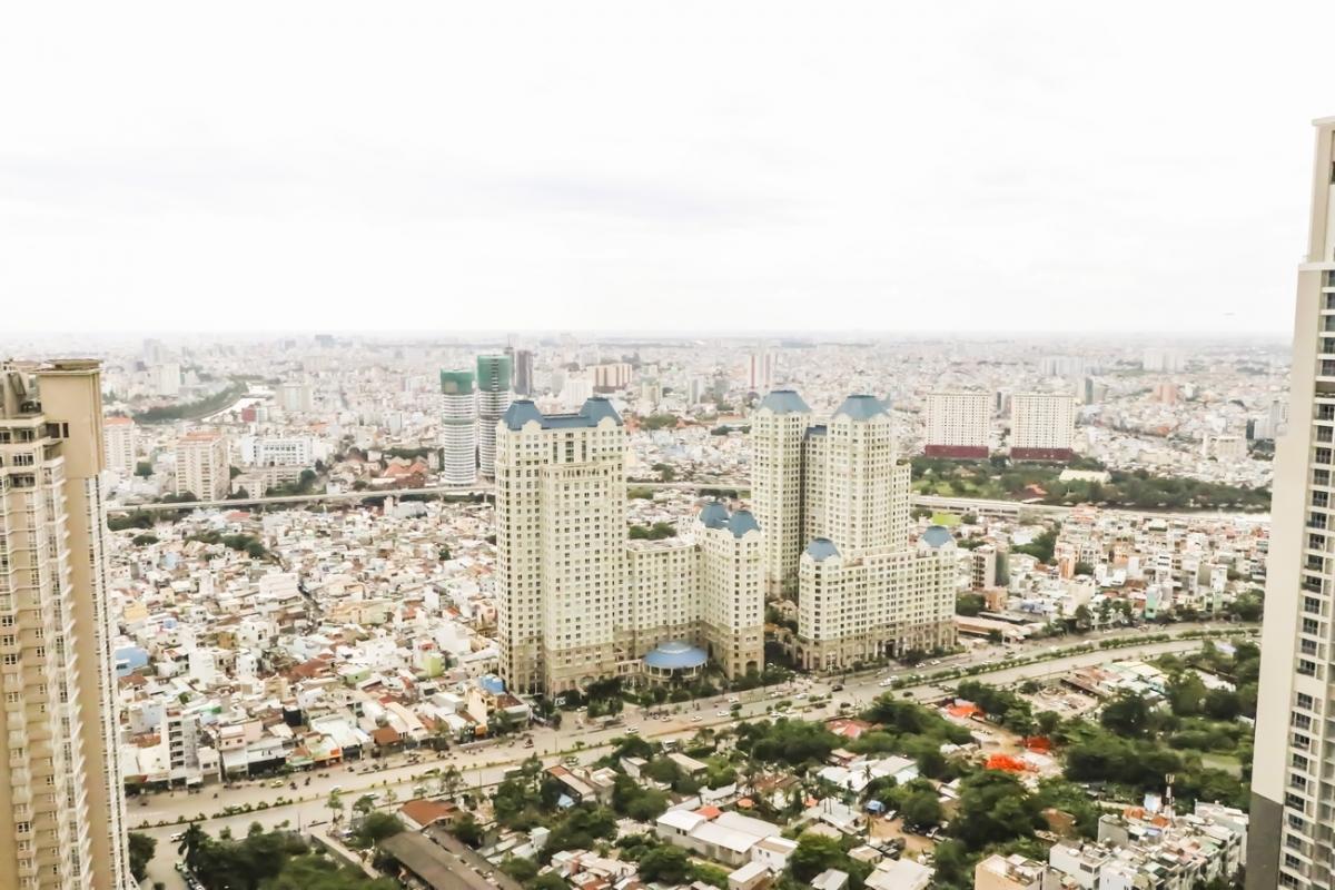 Tìm chốn bình yên trong căn hộ Vinhomes hướng bờ sông Sài Gòn 7