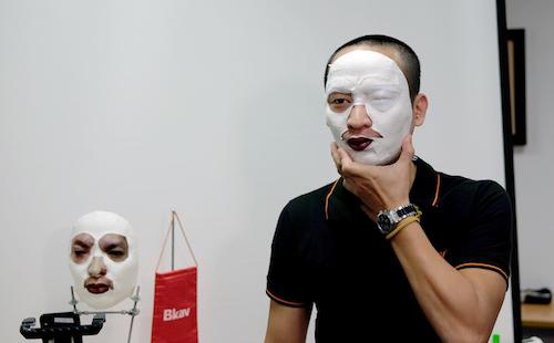 """Bkav dùng mặt nạ """"qua mặt"""" Face ID trên iPhone X như thế nào? - ảnh 1"""