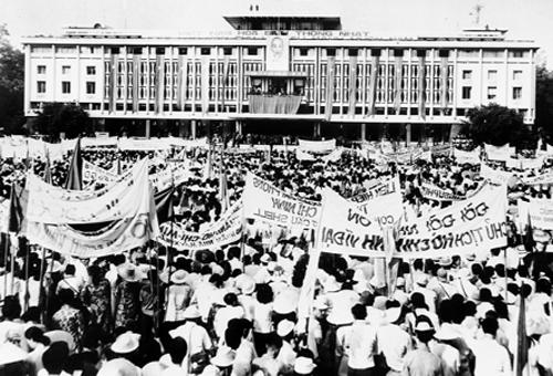 Bản lĩnh, trí tuệ Việt Nam trong Đại thắng mùa Xuân 1975 với sự nghiệp đổi mới xây dựng và bảo vệ Tổ quốc - ảnh 1
