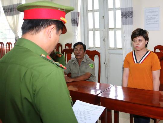 An Giang: Bắt tạm giam bảo mẫu bạo hành trẻ mầm non - ảnh 1